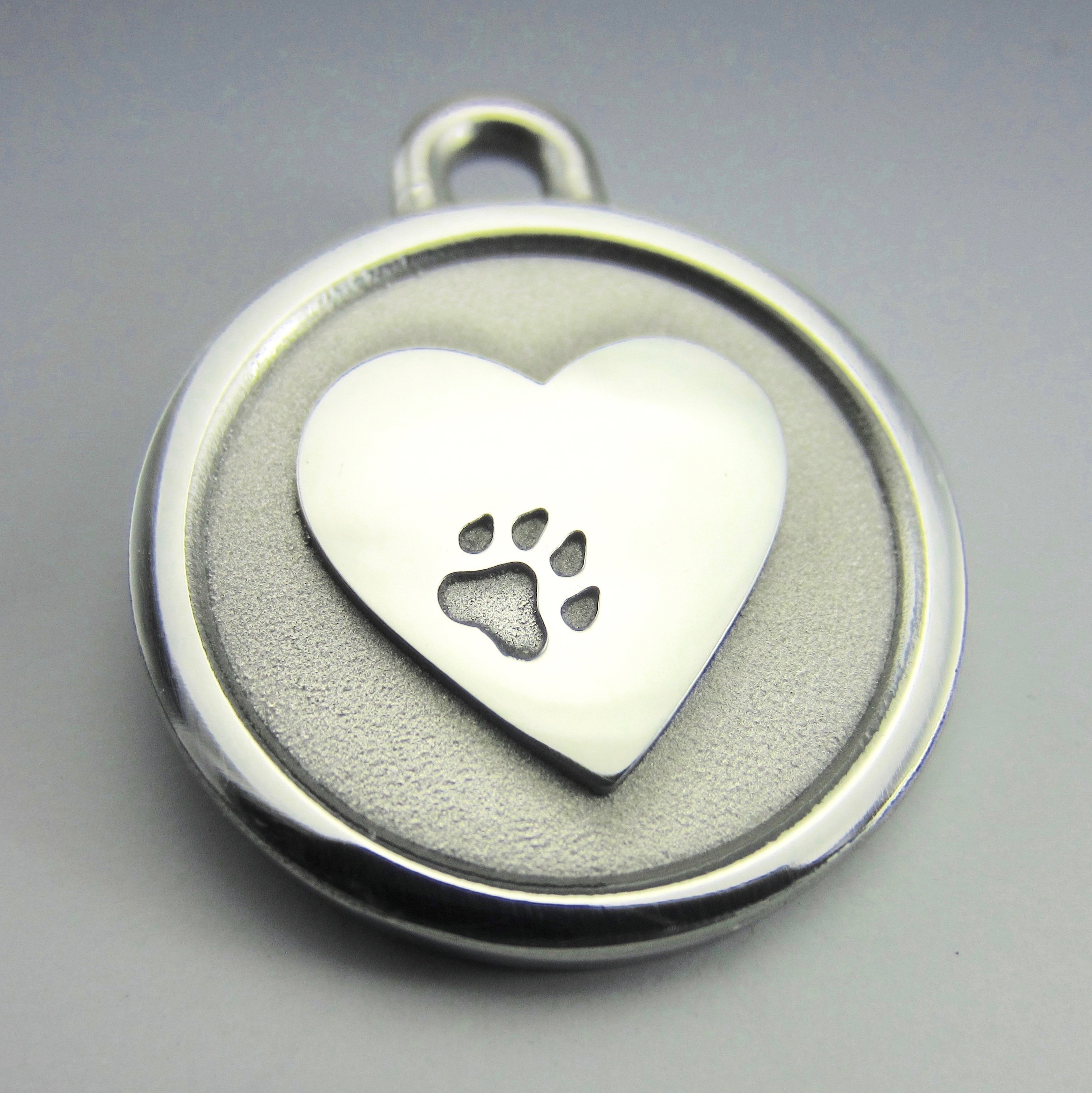 large stainless steel pet
