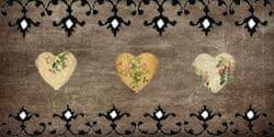 three heart rating