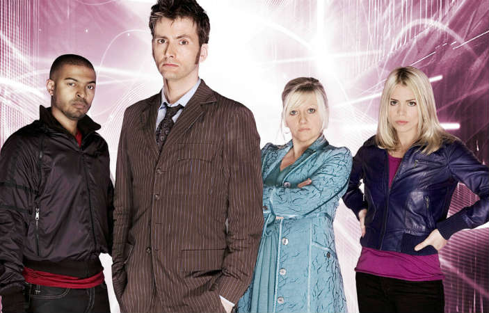 Doctor Who promo; myers briggs fictional characters