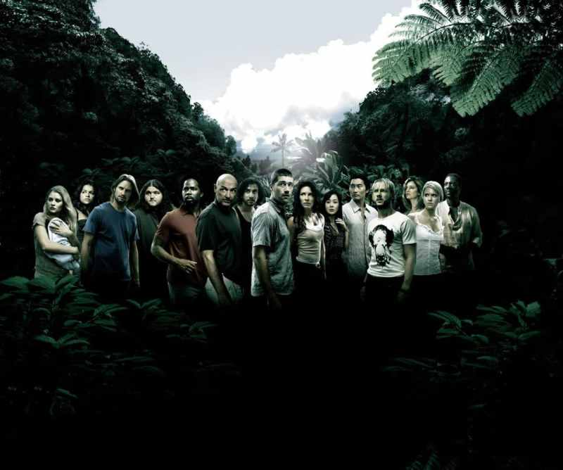 The cast of Lost. Photo: ABC