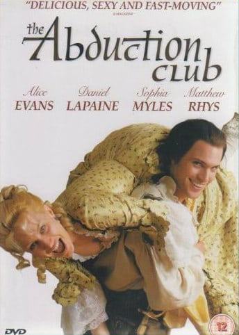 Abduction Club Poster