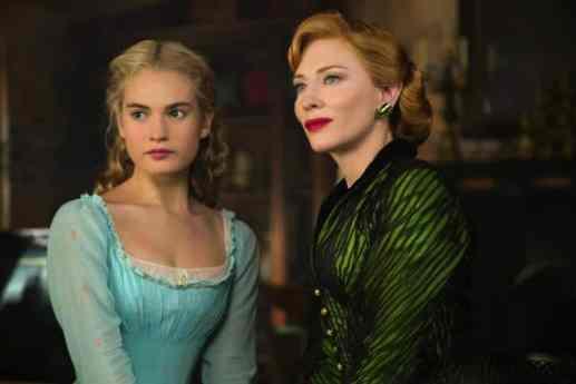 Cinderella (Cinderella and Stepmother)