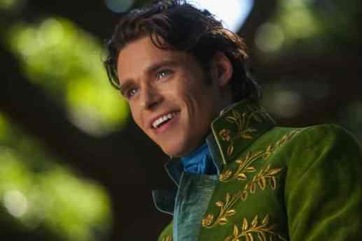 Cinderella (the Prince)