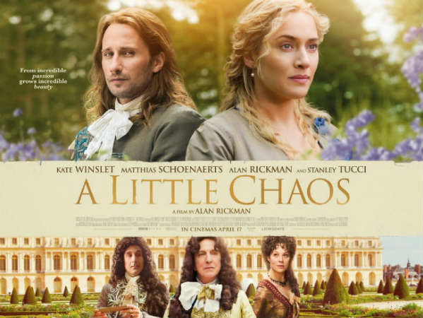 Little Chaos Movie Poster