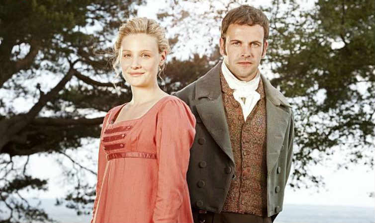 Emma and Mr. Knightley.  Photo: BBC Worldwide
