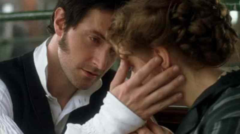 North and south Slow-burn romance