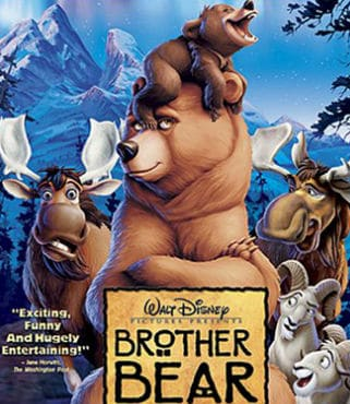 brother bear cover