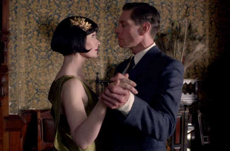 Death at the Grand Recap - Jack and Miss Fisher