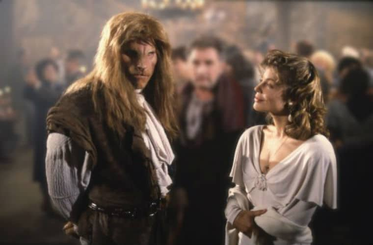 beauty and the beast 1987; romantic tv shows