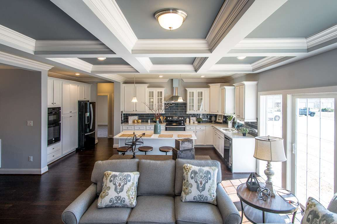 3051 Sq Ft Modular Home Floor Plan  Maiden II Modular Home Style in Greensboro NC