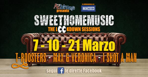 SweetHomeMusic torna a Marzo per fare compagnia agli utenti di internet con grande musica