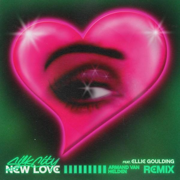"SILK CITY, ELLIE GOULDING – ""NEW LOVE"" feat. DIPLO & MARK RONSON (ARMAND VAN HELDEN REMIX)"