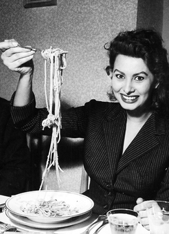 Image result for sophia loren cooking