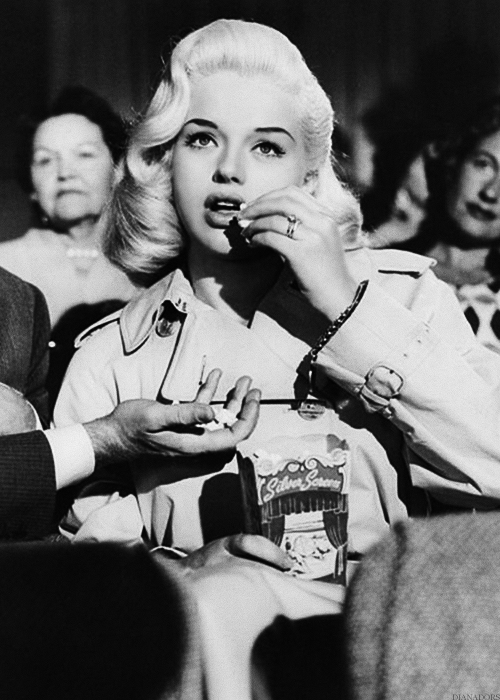 Diana Dors Flageolet Beans with Tuna  Silver Screen Suppers