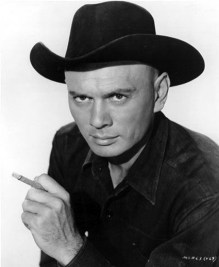 Image result for yul brynner