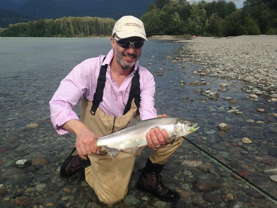 pink salmon fishing, pink salmon fly fishing, pink salmon, vancouver fly fishing, fly fishing guides vancouver, pink salmon run 2015