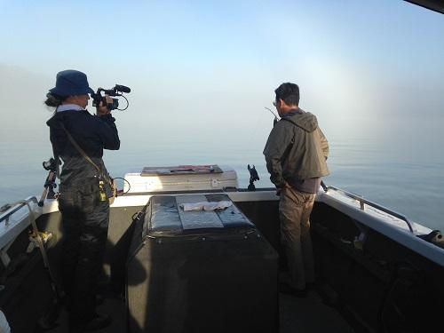 fishing tv, fishing show, sturgeon fishing, fraser river fishing
