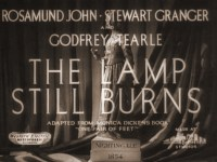 The Lamp Still Burns (1943 film)