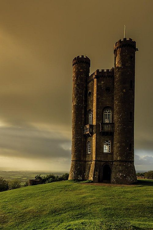 Broadway Tower, Cotswold, England