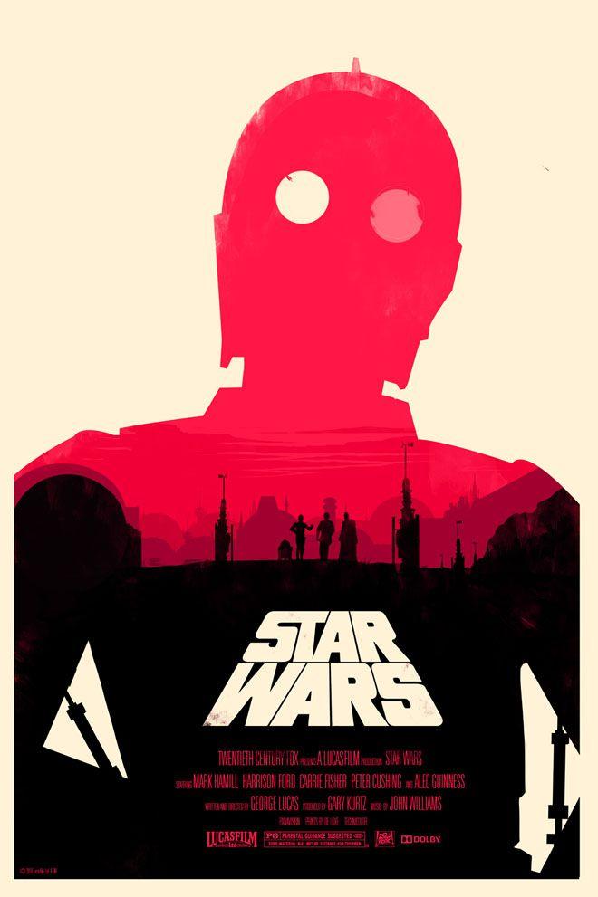 Star Wars - Olly Moss