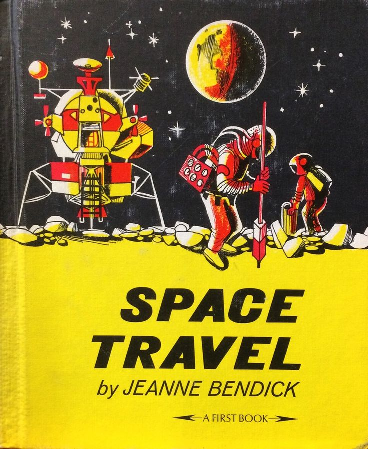 Space Travel by Jeanne Bendick