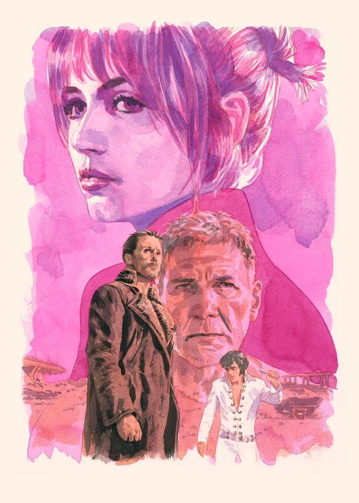 Blade Runner 2049 by Sean Phillips