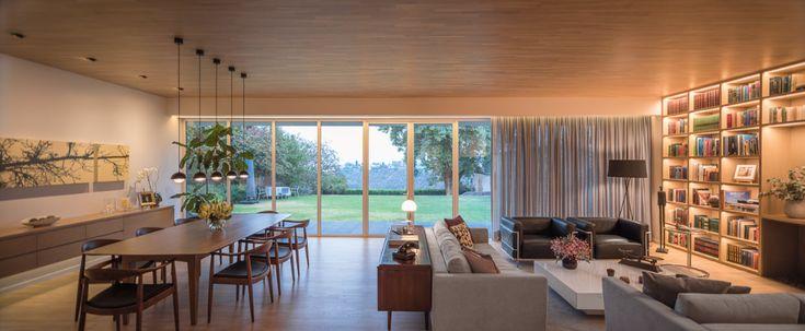Lit Bookcases 2 - Casa H – Weber Arquitectos