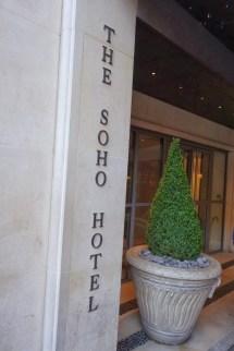 Greek Street And Soho Hotel - Hidden Gems In