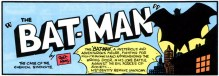 Commentary for Detective Comics #27 (Ben-Day Shots)