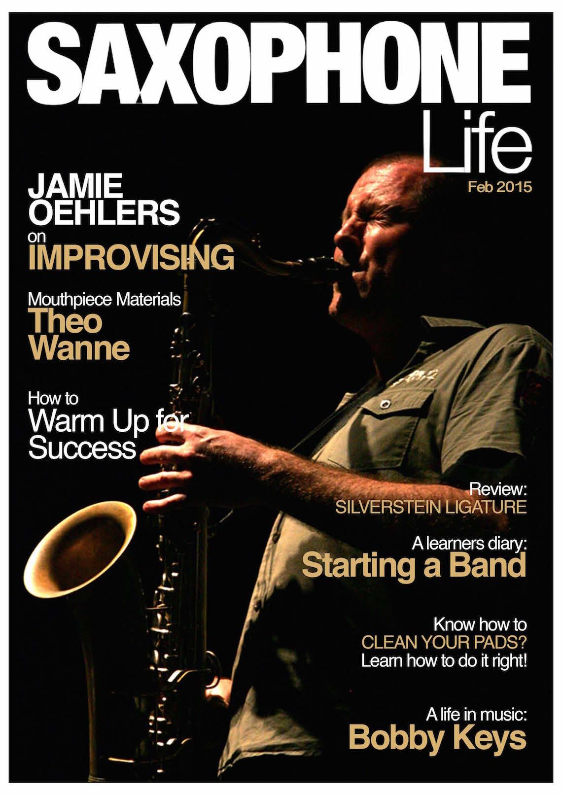 Saxophone Life Feb 2015 - Silverstein Works_Page_1
