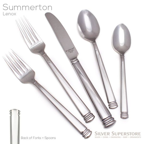 Discontinued Lenox Silverware