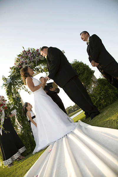 chair covers banquet webbed lawn chairs aluminum silverthorn country club - wedding ceremonies