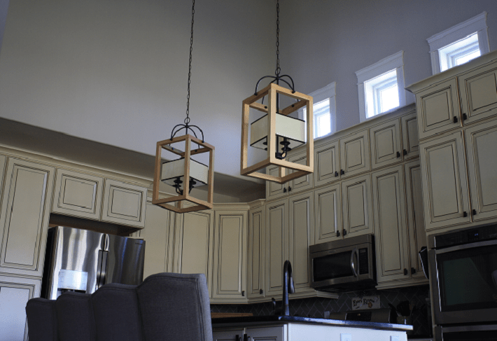 be inspired which light fixture is for