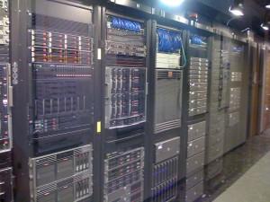 Data Center by Mathieu Ramage (Flickr)