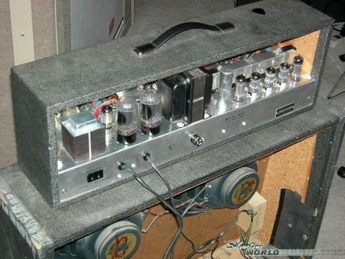 60 Watt Guitar Amplifier Circuit Diagram