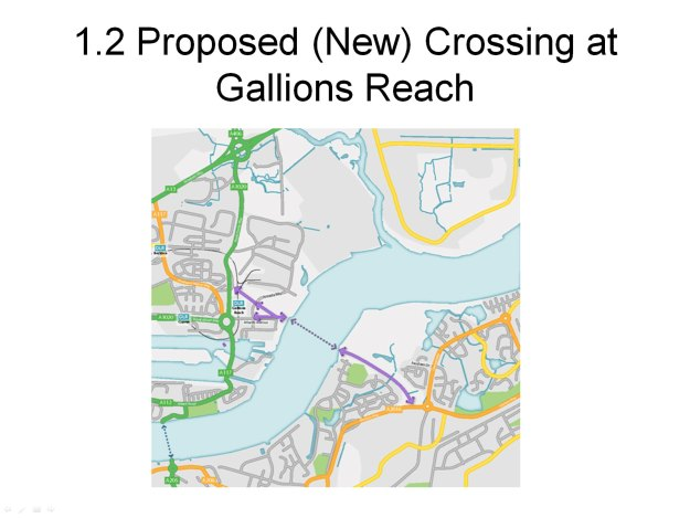 John Elliott on East London River Crossings - Slide 2