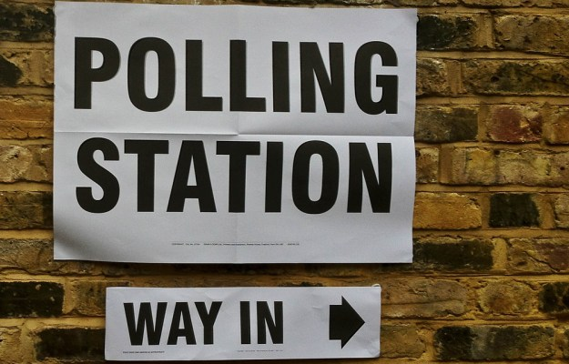 Polling Station by secretlondon123