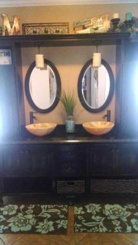 Moody Bath Vanity