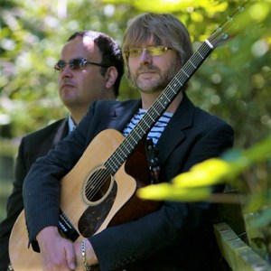 Tim chu and ian bailey who perform simon and garfunkel music