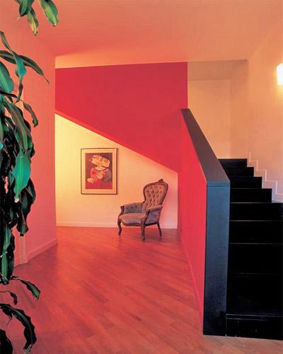 L'ingresso nell'architettura di interni, Roberto Silvestri Architetto