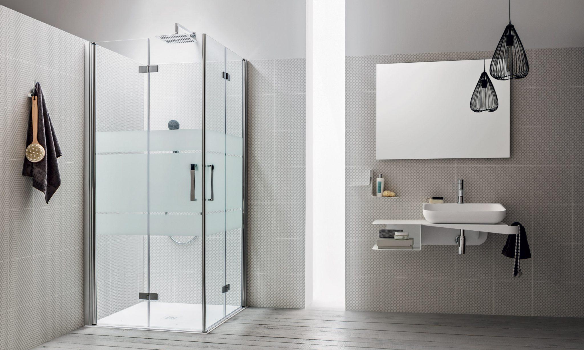 Arredo Bagno Vicenza Chiusura doccia per vasca da bagno a