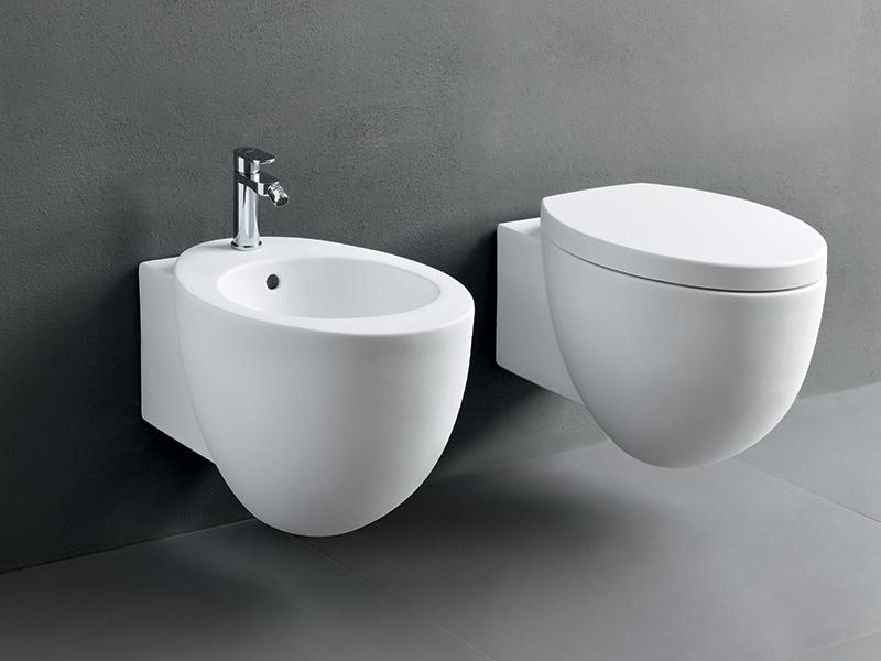 Sanitari Bagno in ceramica sospesi o freestanding  Silvestri