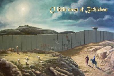 Walled in Bethlehem