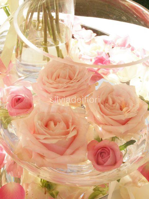 Fiori rosa  Silviadeifiori