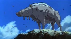 Okkoto de la Princesa Mononoke