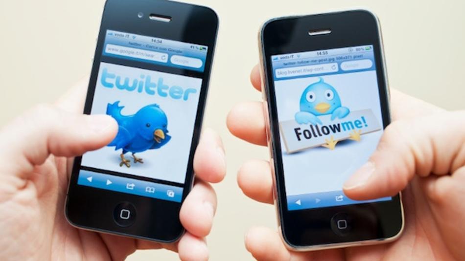 No os preocupéis por los followers, twitead sobre vuestros temas de debate preferidos, sed vosotros mismos, y llegarán solos.
