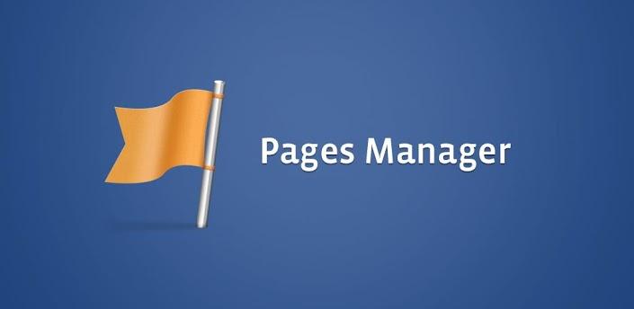 Administrador de páginas para Facebook, la aplicación que muchos estábamos esperando.