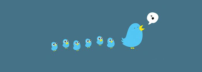 Si queremos conseguir followers en Twitter debemos ofrecer contenido de calidad