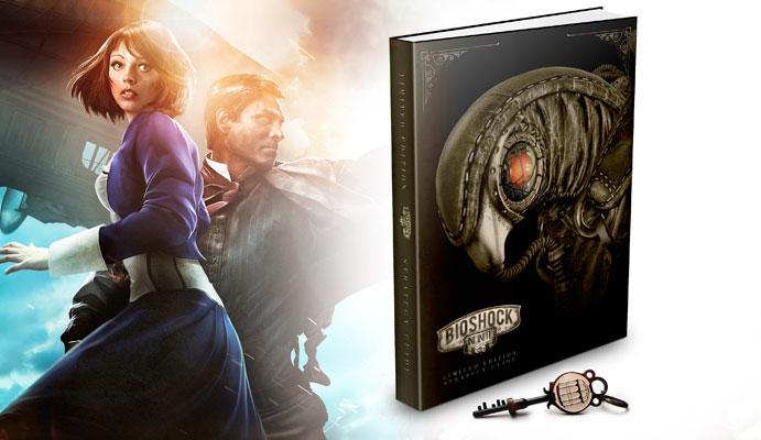 Guía de Bioshock Infinite Edición Limitada.