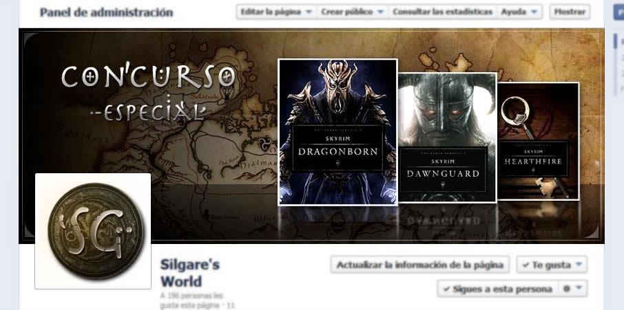 Ejemplo de promoción en Facebook